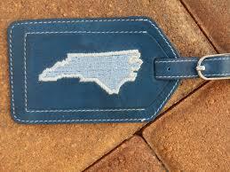 North Carolina travel luggage images North carolina luggage tag onthemtn jpg