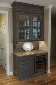 Built In Bar Cabinets Diy Narrow Built In Bar With Plans The Creativity Exchange Love