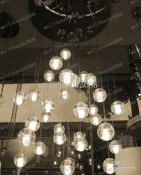 Glass Sphere Pendant Light Glass Ball Chandelier Glass Ball Chandelier Decoration Ideas For