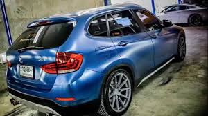 navy blue jeep liberty plastidip bmw x1 navy blue high gloss colordipcar youtube