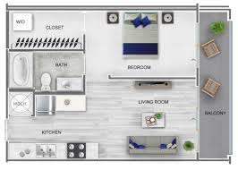 online 3d floor plan 2 bedroom apartments in tulsa ok 3d floor plan loversiq
