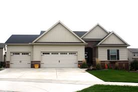 Style Garage by Black Roof Mastic Wicker Siding And Trim Off White Carriage Style