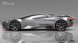peugeot concept peugeot vision gt concept packs 875 hp autoguide com news