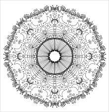 21 mandala coloring pages u2013 free word pdf jpeg png format