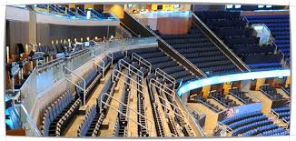 Amway Center Floor Plan Club Seats Amway Center