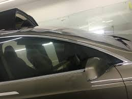 tesla windshield new tesla model x front windshield general discussion tintdude