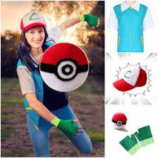 Ash Ketchum Halloween Costume Pokemon Ash Ketchum Hat Pokemon Ash Ketchum Hat