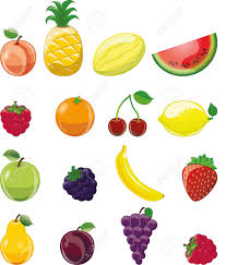 cartoon fruits royalty free cliparts vectors and stock