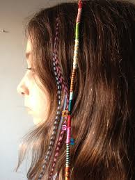 hippie hair wrap pin by camine zapperoli on activity chest