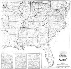 Map Of Usa During Civil War by Hargrett Library Rare Map Collection American Civil War