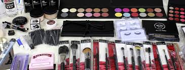 makeup effects schools kits supplies of makeup school