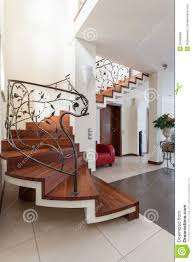 classy house stairs royalty free stock image image 29456966