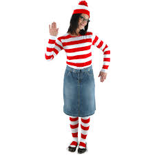 where s waldo costume buy where s waldo wenda costume kit