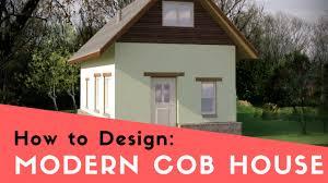 modern cob house design video training this cob house