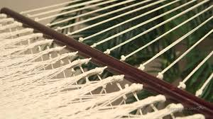 island bay xxl hand woven mayan solid thick string hammock with