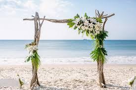 Beach Wedding Beautiful Beachfront Byron Bay Weddings