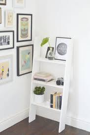 how to build a corner shelf unit bookcase plans free diy ladder
