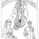 marvelous spiderman coloring sheets wallpaper brilliant