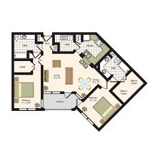 floor plans the park at river oaks luxury apartments living