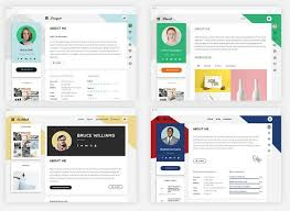Wordpress Resume Themes Wordpress Resume Themes And Website Tips Wordpress Consultant