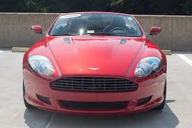pink aston martin 2009 aston martin db9 volante stock 4nk01632b for sale near