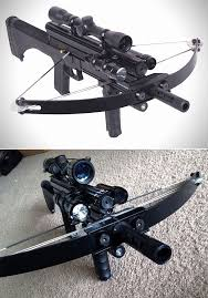 amazon black friday crossbows m4 tactical crossbow has red dot laser sight is perfect for
