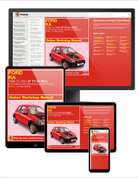 ford ka petrol haynes manual online 96 02 p 52 haynes publishing