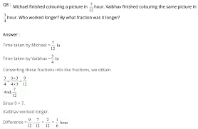 ncert solutions for class 7 maths fractions and decimals exercise 2 1