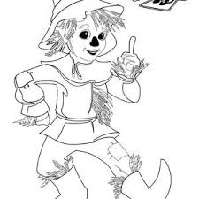 The Wizard Of Oz Dorothy Meet Good Witch Of The North And The Wizard Of Oz Coloring Pages
