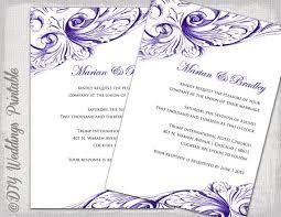 wedding invitation templates word badbrya com