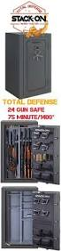 Stack On Reloading Bench V Line Closet Vault Ii In Wall Firearms And Valuables Quick