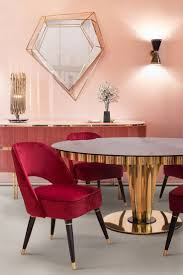 Unique Dining Room Chairs by Best 25 Unique Dining Tables Ideas On Pinterest Dining Room
