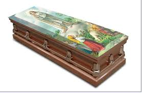 cremation caskets our of fatima casket funeral height 23 25 width 28