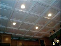 Suspended Ceiling Recessed Lights Recessed Lights For Drop Ceiling Brilliant Living Room Guide On