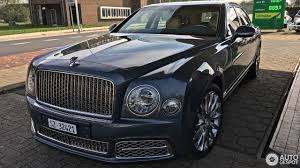 grey bentley bentley mulsanne ewb 2016 31 march 2017 autogespot