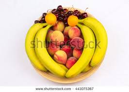 Bowl Of Fruits Poisonous Fruits Stock Photo 217650700 Shutterstock