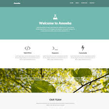 free templates for official website free bootstrap responsive website template