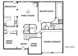 floor plan house design house design floor plans magnificent home design floor plan home
