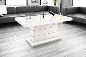 Wohnzimmer Tisch Hoch Couchtisch Hochglanz Günstig Online Kaufen Real De