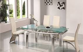 Round Table Size For 6 by Table Fascinating Dining Table And 6 Fabric Chairs Suitable
