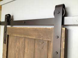 Richard Wilcox Barn Door Hardware by Best Sliding Barn Door Kit How To Make Sliding Barn Door Kit