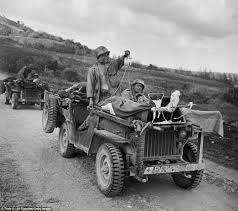military jeep front hell in the pacific rare world war ii photographs show american