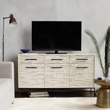 wall mount media cabinet furniture stunning west elm media console for elegant home