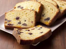 cranberry orange quickbread recipe burrell food network