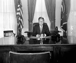 Oval Office Through The Years by The Oval Office Through The Years