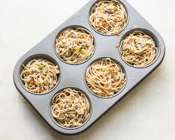 thanksgiving pasta nests mj and hungryman tx
