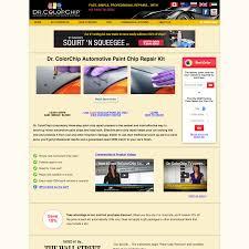 dr colorchip automotive paint chip repair system cranac