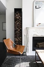 stacked how firewood and decor become one décor aid