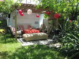 Baby Shower Outdoor Ideas - backyard decorating ideas for baby shower home outdoor decoration