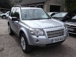land rover freelander 2008 used land rover freelander 2 suv 2 2 td4 hse 5dr in sheffield
